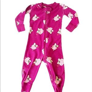Hanna Andersson Fairy One Piece 75 12-18 mo
